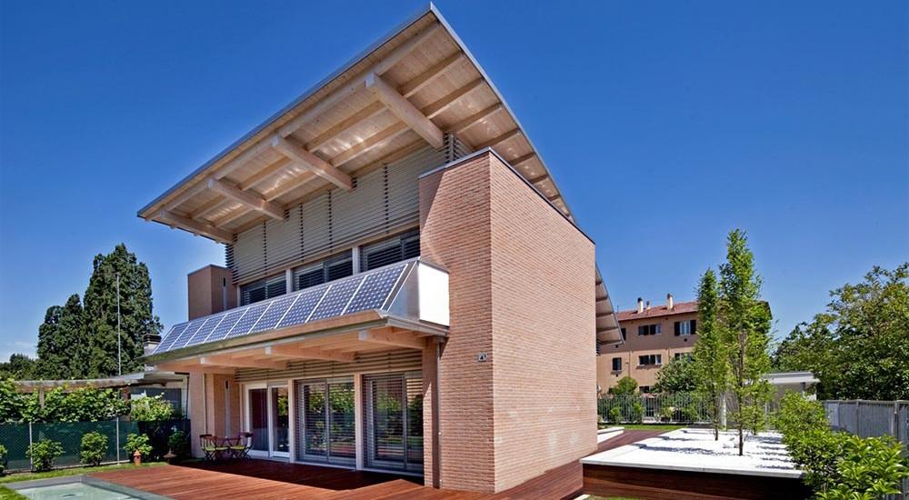 La Casa dei tuoi sogni ad alta Efficienza Energetica....