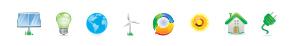 icone risparmio energetico