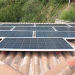 impianto fotovoltaico triangolo