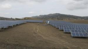 grandi impianti fotovoltaici