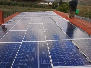 impianti fotovoltaici integrati su tetto piano