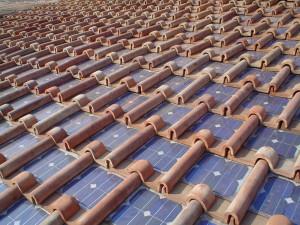 tegola fotovoltaica